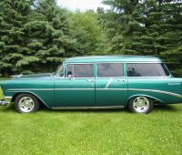 1956 4 Door Wagon